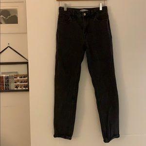 Black Denim Zara Jeans